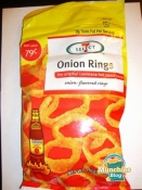 7-11 Louisiana Hot Sauce flavored Onion-flavored Rings - A Burnin' Ring of Fire