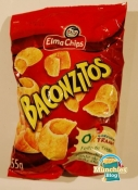 Elma Chips Baconzitos - Bag - Front
