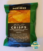 Caffe Nero Mature Cheddar & Spring Onion - Do old and new go together?