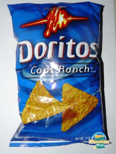 Doritos Cool Ranch Bag Front