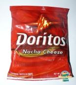 Doritos Nacho Cheese - A Cheesy Snack Staple