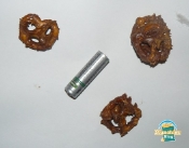 Flipz Double Dipped Peanut Butter Chocolate Covered Pretzels
