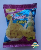 Haldiram's Yellow Banana Chips - A Much Milder Indian Snack