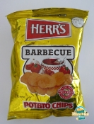 Herr's Barbecue Potato Chips - A Tasty BBQ Alternative