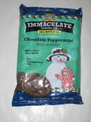 Immaculate Chocolate Peppermint Cookies- A Homemade Thin Mint Rival