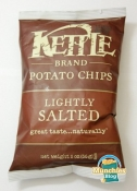 Kettle Brand Lightly Salted - Pompous? Yes Tasty? Also Yes