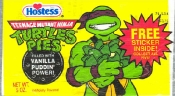 Munchies From My Past - Teenage Mutant Ninja Turtle Pudding Pies