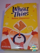 Sweet Cinnamon Wheat Thins - More Cookie Than Cracker