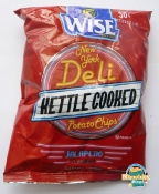 New York Deli Chips Jalapeno - Big Kick, Little Flavor