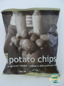 Panera Bread Potato Chips - Kettle Cooked and Fit for a Sandwich