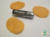 Pringles Extreme Torchin Tamale - Chips