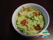 Guacamole Del Coley - A Delicious Homemade Guacamole Recipe