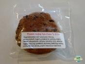 Rock Sugar Pumpkin Cookies - Bag - Back