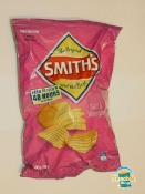 Smiths Sea Salt and Vinegar - Very Mild Thunder From Down Under