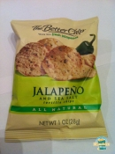 The Better Chip Jalapeño - With REAL Peppers!