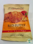 The Better Chip Red Pepper and Salsa Fresca - No Extra Dip Necessary