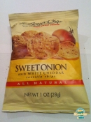 The Better Chip - Sweet Onion and White Cheddar - Bag - Front