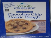 Wholly Wholesome Chocolate Chip Cookies - Ok Cookie, Great Chocolate Chips