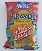 Wise Bravos Nacho Cheese - At Least They Spelled Cheese Right