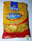 Wise Dipsy Doodles - A Tasty Wavy Corn Chip